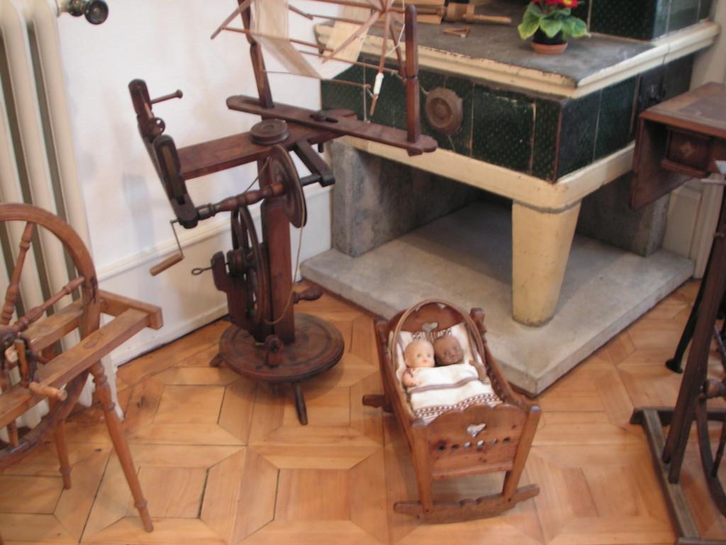 Ausstellung Spinnen im Museum, 2010