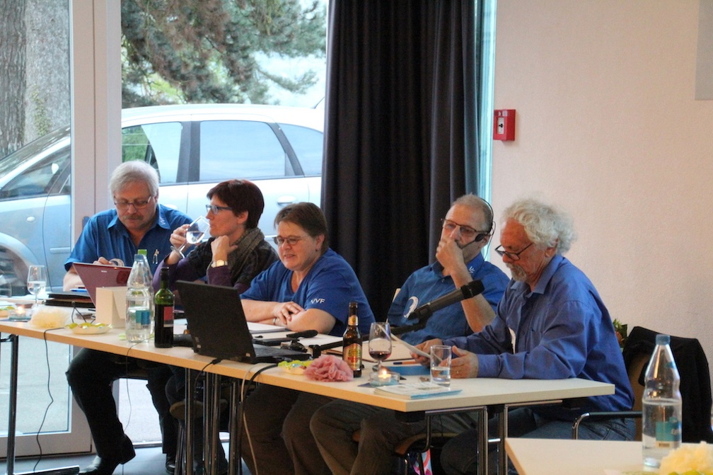 Generalversammlung V. V. Frenkendorf im 2016