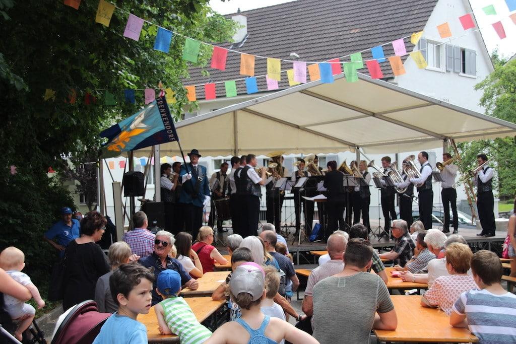 Kirchenfest in Frenkendorf 2018 - V.V. Frenkendorf